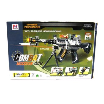 Combat Mission-Gun 55cm No:8625 (Black) - picture 2