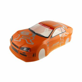 Coolplay HY020 Painted Racing Body Shell PVC 020B 190mm For 1/10 RCModel On Road Drift Racing Car - intl Price Philippines
