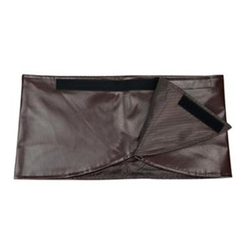 Cosplay Attack On Titan Shingeki No Kyojin Leather Skirt Accessories Costume Cos - intl
