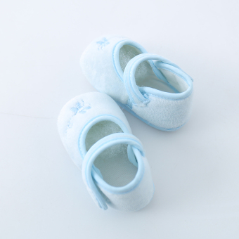 Cotton Anti-boy's newborns soft bottom toddler shoes Baby Shoes