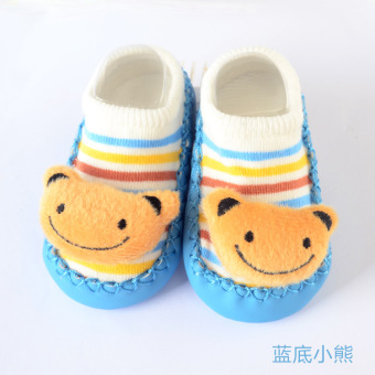 Cotton baby floor socks non-slip toddler shoes Baby Shoes