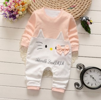 Cotton baby one-piece newborns romper