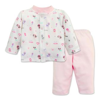 Cotton Stuff - Sleep Set - (Me & My Dog) 6-9 Months Price Philippines