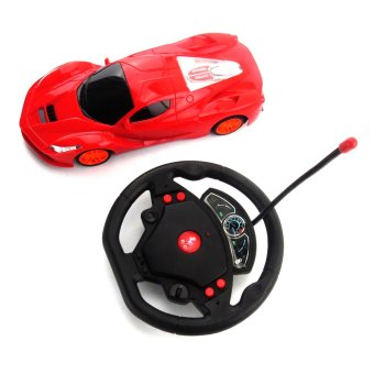 CQ-02 Fast Drift Simulation of Remote Control Car Model (Red) Price Philippines