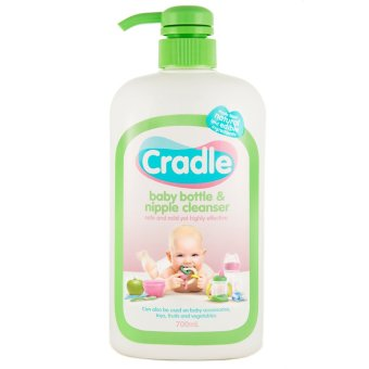 Cradle Baby Bottle & Nipple Cleanser 700ml Price Philippines