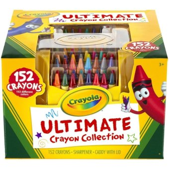 CRAYOLA 152 ct. Ultimate Crayon Collection Price Philippines