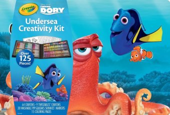 CRAYOLA Big Art Case Finding Dory Price Philippines