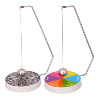 Creative Decision Maker Pendulum Dynamic Desk Toy Gift Decoration -intl