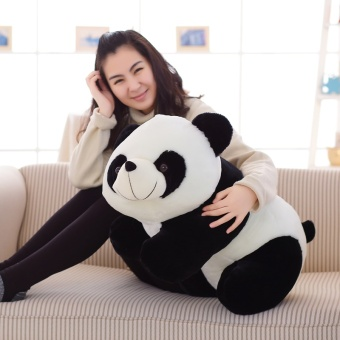 Cute Giant Panda Doll Plush Toy Bear Doll Doll Doll Pillow ChildBirthday Gift Send Little Girl(12inches) - intl Price Philippines