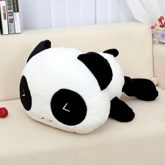 Cute Gift Panda Plush Stuffed Bear Animal Doll Toy Pillow Bolster25cm