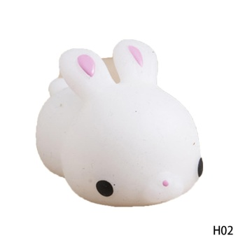 Cute Soft Squishy Soft Rubber Squishy Toy Reduce Pressure SqueezeFidget Toy H02 - intl