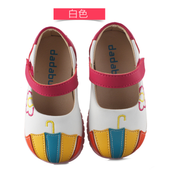Dadabu spring Korean-style princess shoes girls leather shoes