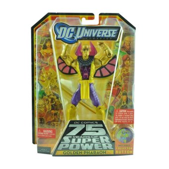 DC Universe: Golden Pharaoh Collectible Figure