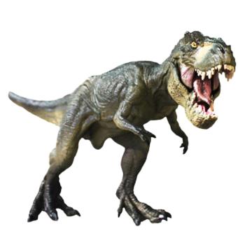 DHS Simulation Dinosaur Model Toy Color Figure (Intl)