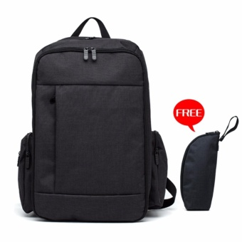 Diaper Backpack Large Nappy Bag (Black) Price Philippines
