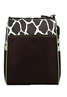 Diaper Bag Big Size with Changing Pad and Adjustable Strap - picture 2