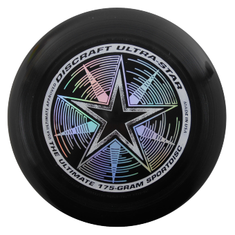 Discraft Frisbee Disc 175grams (Black)