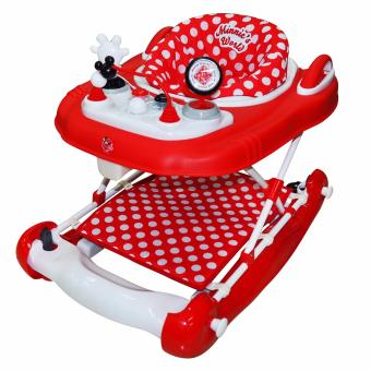 Disney Baby 3 in 1 Walker, Rocker ,Pusher - Minnie Mouse Price Philippines