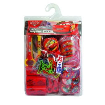 Disney Cars Party Pack Set C