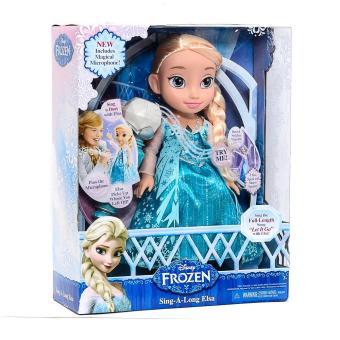 Disney Frozen Sing A-Long Elsa Doll