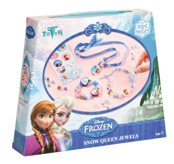Disney Frozen Snow Queen Jewels