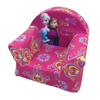 Disney Kiddie Sofa Frozen Small (Pink)