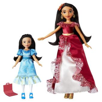 Disney Princess Elena of Avalor 11inch and Princess Isabel 8inch Doll 2-Pack