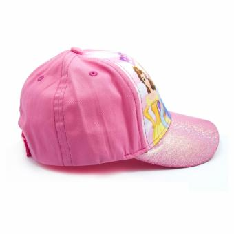Disney Princess Satin Cap & Fashion Belt - 5