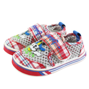Dongbaoyangguang New Style Children non-slip toddler shoes porous shoes