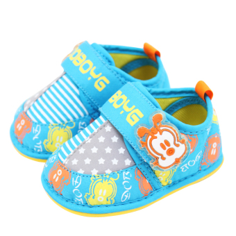 Dongbaoyangguang soft bottom pre-school shoes children's shoes