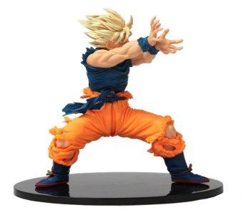 Dragon Ball Z Super Saiyan Goku Action Figure - picture 2