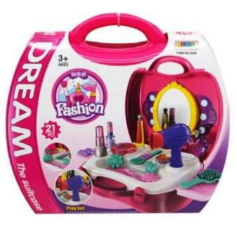 Dream The Suitcase Make-up Play Set No. 8228