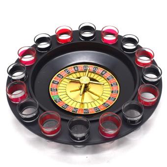 Drinking Roulette Beer Game Set