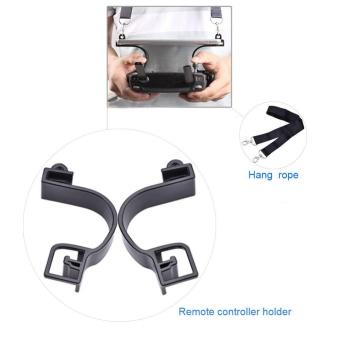 Drone Remote Controller 7.9/9.7inch Tablet Bracket Holder For DJISPARK MAVIC PRO(Black