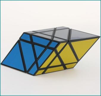 Ds Heterotype Rubik's Cube Black Magic Cube - intl - 4