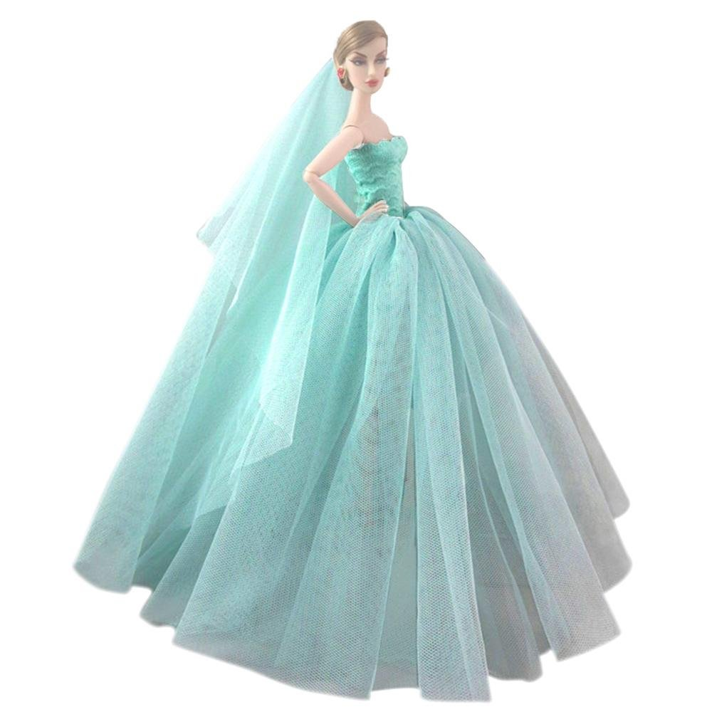 Philippines | Elegant Fairy Girl Dolls Toys Wedding Party Dresses ...