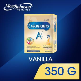 Enfamama A+ Vanilla 350gms Nutritional Powdered Drink For Pregnant and Lactating Women