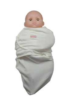 Enfant Baby Swaddle (Cream)