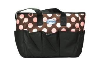 Enfant Mama Diaper Bag (Brown)