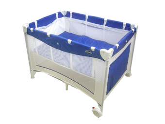 Enfant Playpen with Net (Blue)