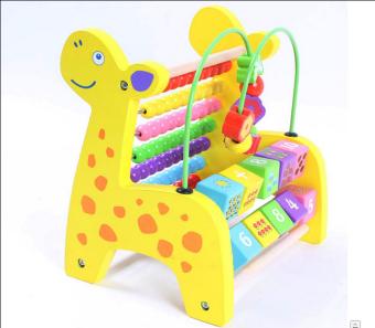 ENLIGHTEN Rao Zhu hand knock piano children's building blocks