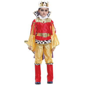 EOZY Halloween Costumes Boys King Prince Stage Performance ClothesChildren Role Play Party Dress -M Price Philippines