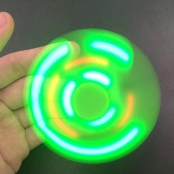 EsoGoal Fidget Spinner LED Light Switch MINI Bluetooth Speaker Music EDC Hand Spinner For Autism And Kids Adult Funny Fidget Toy - intl - 4