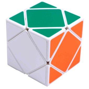 EverSpeed Skewb Rubik's Magic Smooth Cube White - 2