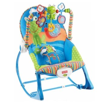 FA Fisher-Price Infant-to-toddler Rocker -Blue Price Philippines