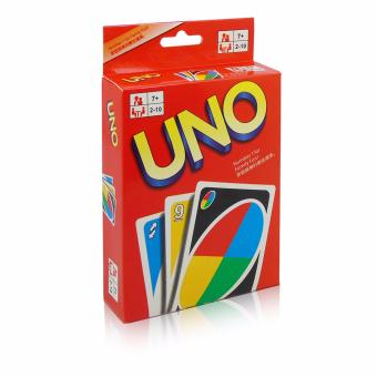 Family Play Uno Card Game