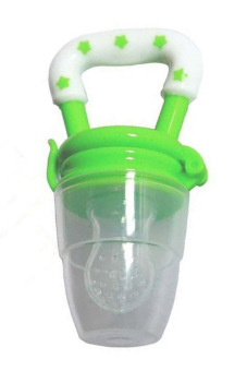 Fancyqube Weaning Tool Food Feeder For Baby Green Price Philippines