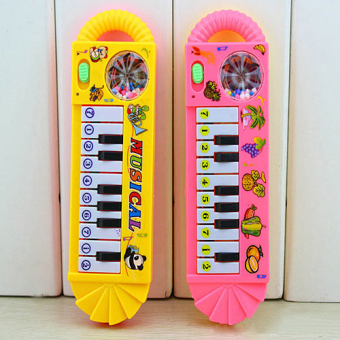 Fancytoy Kids Musical Piano Toy Funny Toy Early Educational (Color Random) - 3