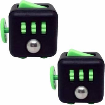 Fidget Cube Set of 2 (color may vary) Price Philippines