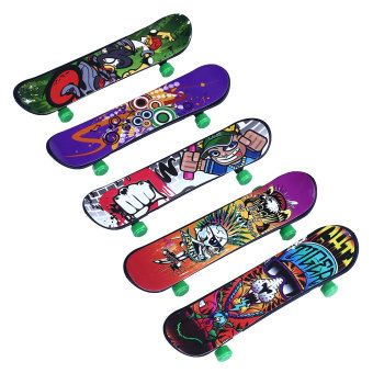 Finger Board Deck Truck Skateboard Boy Kid Children Finderboard Toy Gift